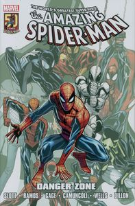 [Spider-Man: Danger Zone (Premier Edition Hardcover) (Product Image)]