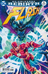 [Flash #21 (The Button - Variant Edition) (Product Image)]