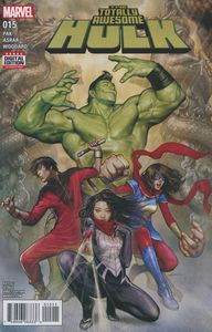 [Totally Awesome Hulk #15 (Product Image)]