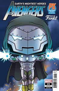 [Avengers #35 (Funko Variant) (Product Image)]