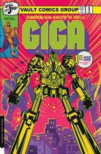 [Giga #1 (Backlight Glow In The Dark Exclusive Variant Signed Edition) (Product Image)]