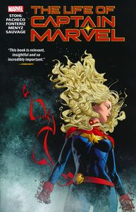 [Life Of Captain Marvel (Quesada DM Variant) (Product Image)]