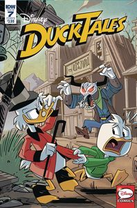 [Ducktales #7 (Cover A Ghiglione) (Product Image)]