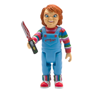 [Child's Play 2: ReAction Action Figure: Evil Chucky (Product Image)]