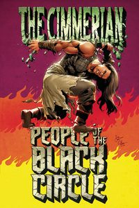[Cimmerian: People Of Black Circle #3 (Cover E Casas Virgin Variant) (Product Image)]