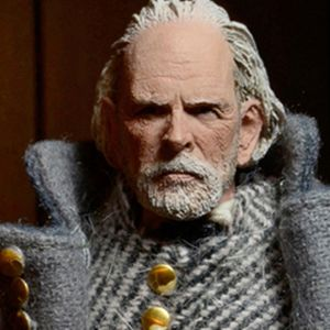 [Hateful Eight: Retro Cloth Action Figures: General Sandy Smithers (Product Image)]