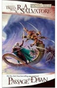 [Forgotten Realms: Legend Of The Drizzt: Book 10: Passage To Dawn (Product Image)]