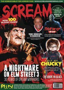 [Scream Magazine #47 (Product Image)]