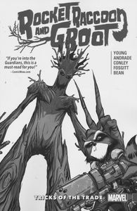 [Rocket Raccoon & Groot: Volume 1: Tricks Of The Trade (Product Image)]