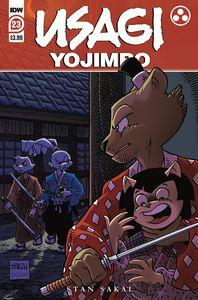 [Usagi Yojimbo #23 (Cover A Sakai) (Product Image)]