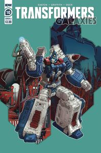 [Transformers: Galaxies #10 (Cover A Griffith) (Product Image)]