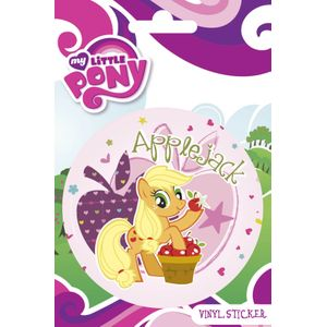 [My Little Pony: Vinyl Sticker: Applejack (Product Image)]