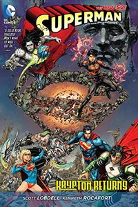 [Superman: Krypton Returns (Product Image)]