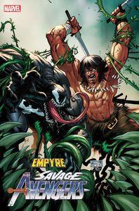 [Empyre: Savage Avengers #1 (Sandoval Variant) (Product Image)]