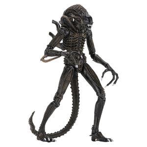[Aliens: Action Figure: Ultimate Aliens: Alien Warrior Brown (Product Image)]
