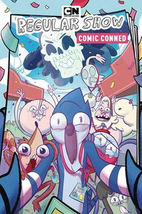 [Regular Show: Volume 6: Comic Conned (Product Image)]