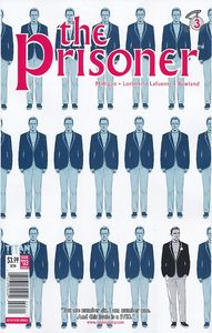 [The Prisoner #3 (Cover A Lorimer) (Product Image)]