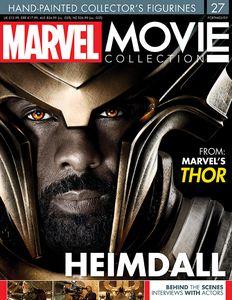 [Marvel: Movie Figure Collection Magazine #27 Heimdall (Product Image)]