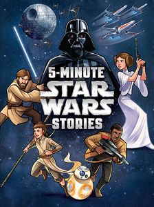 [Star Wars: 5-Minute Star Wars Stories (Hardcover) (Product Image)]