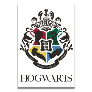[Harry Potter: Magnet: Hogwarts Crest (Product Image)]