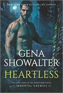 [Immortal Enemies: Book 1: Heartless: A Paranormal Romance (Product Image)]