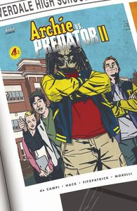 [Archie Vs Predator 2 #4 (Cover B Smith) (Product Image)]