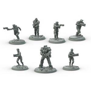 [Fallout: Wasteland Warfare: Brotherhood Of Steel: Core Box (Product Image)]