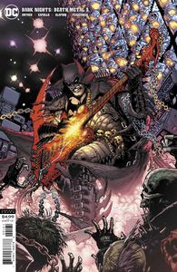 [Dark Nights: Death Metal #1 (Doug Mahnke Variant) (Product Image)]