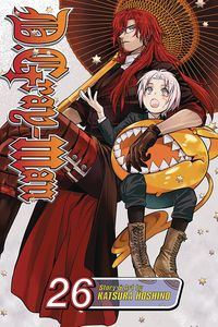 [D Gray Man: Volume 26 (Product Image)]
