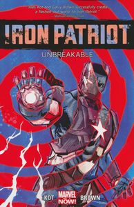 [Iron Patriot: Unbreakable (Product Image)]