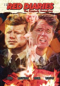 [The Red Diaries: The Kennedy Conspiracy (Product Image)]