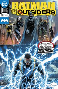 [Batman & The Outsiders #11 (Product Image)]