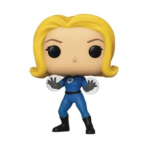 [Fantastic Four: Pop! Vinyl Figure: Invisible Girl (Product Image)]