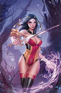 [Grimm Fairy Tales #18 (Cover C Mos) (Product Image)]