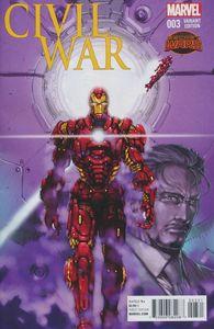 [Civil War #3 (Manga Variant) (Product Image)]