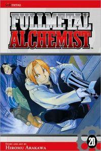 [Fullmetal Alchemist: Volume 20 (Product Image)]