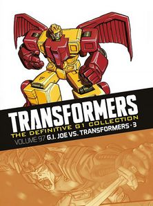 [Transformers Definitive G1 Collection: Volume 97: GI Joe Vs Transformers: Part 3 (Product Image)]