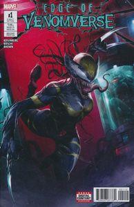 [Edge Of Venomverse #1 (2nd Printing Mattina Variant) (Product Image)]