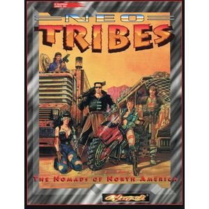 [Cyberpunk 2020: RPG: Neo Tribes (Product Image)]