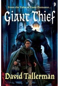 [Easie Damasco: Book 1: Giant Thief (Product Image)]
