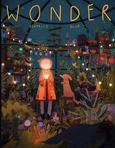 [Wonder: The Art & Practice Of Beatrice Blue (Signed Edition Hardcover) (Product Image)]