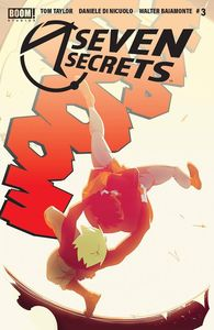 [Seven Secrets #3 (2nd Printing) (Product Image)]