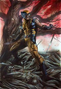 [Return Of Wolverine #1 (Adi Granov Variant Cover C) (Product Image)]