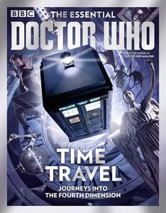 [Doctor Who: Essential Guide #12 Adventures In Time Bookazine (Product Image)]