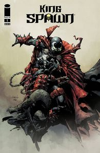 [King Spawn #1 (Cover C Finch) (Product Image)]