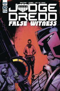 [Judge Dredd: False Witness #4 (Cover A Zama) (Product Image)]