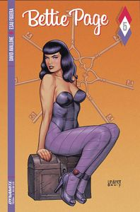 [Bettie Page #5 (Cover A Linsner) (Product Image)]