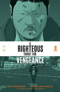 [A Righteous Thirst For Vengeance #1 (Cover A Araujo & Ohalloran) (Product Image)]