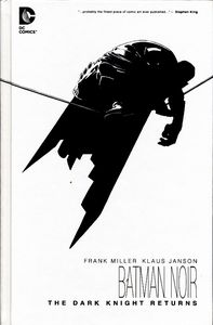 [Batman: Noir: The Dark Knight Returns (Deluxe Edition Hardcover) (Product Image)]
