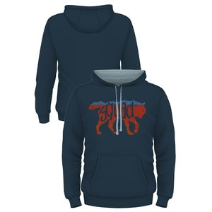 [Life Is Strange: Hoodie: Wolf Squad (Product Image)]